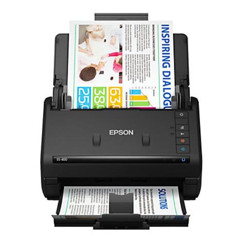 Epson WorkForce Color Duplex Document Scanner, ES-400