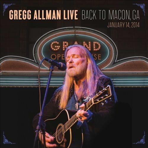 Gregg Allman Live: Back to Macon, GA [2CD/Blu-Ray] [CD & Blu-Ray]