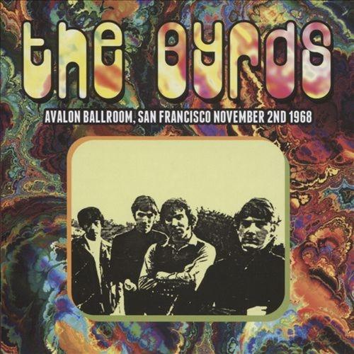 Avalon Ballroom, San Francisco, November 2, 1968 [CD]