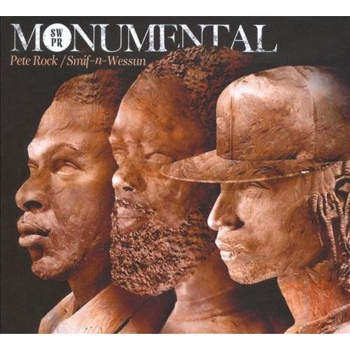 Monumental [CD] [PA]