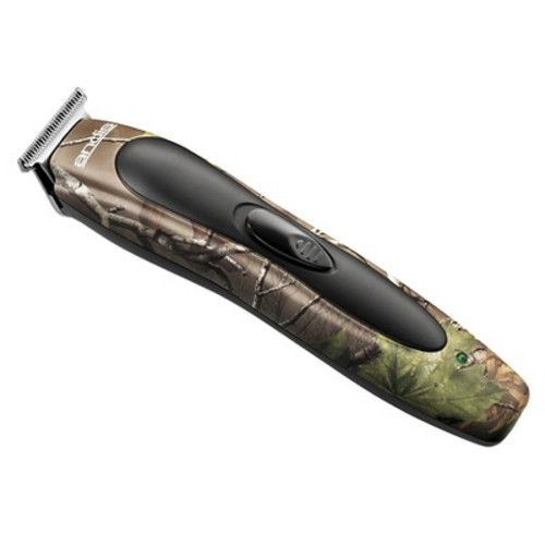 Andis Camo Men's Beard, Mustache and Side Burn 11 Piece Trimmer Kit - 40185