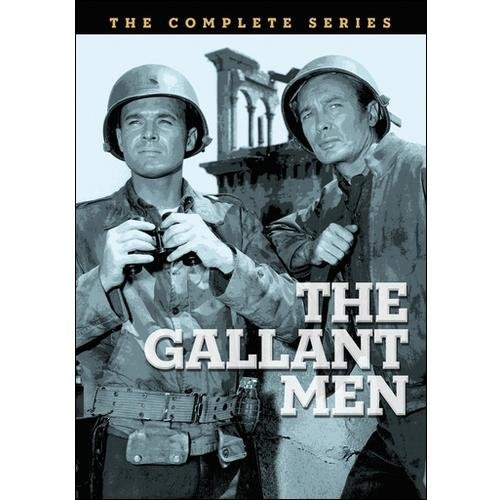The Gallant Men: The Complete Series [6 Discs] [DVD]