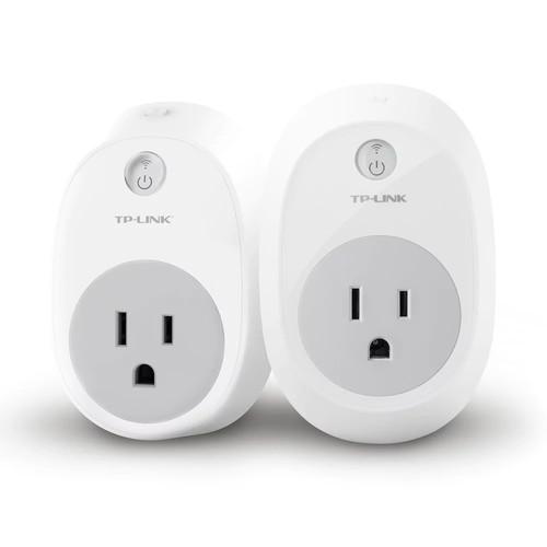 TP-Link Wi-Fi Smart Plug (2-Pack)