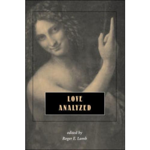 Love Analyzed / Edition 1