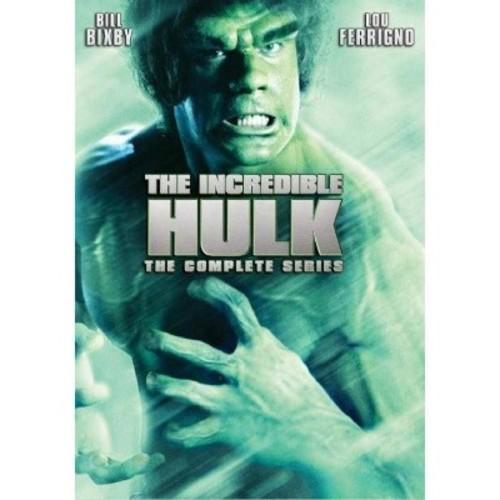 Incredible Hulk:Complete Series (DVD)