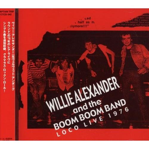 Loco Live 1976 [CD]