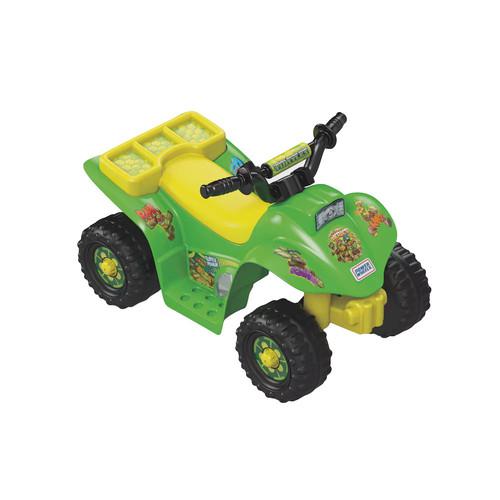 Power Wheels Teenage Mutant Ninja Turtles Lil Quad Ride-On by Fisher-Price