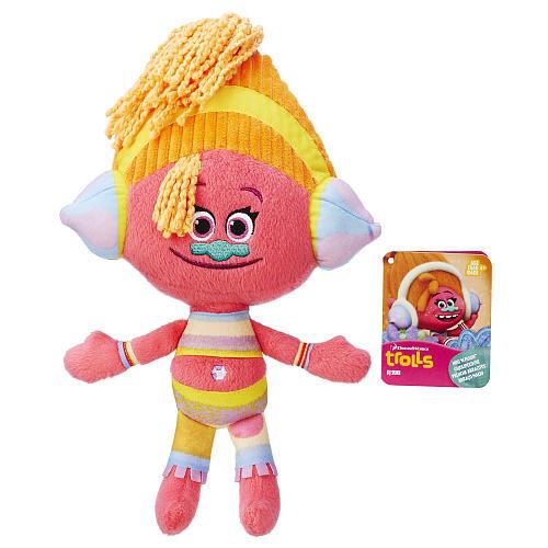 DreamWorks Trolls 12 inch Hug 'N Plush Doll - DJ Suki
