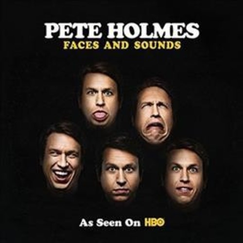 Faces & Sounds/Lp Holmes,Pete
