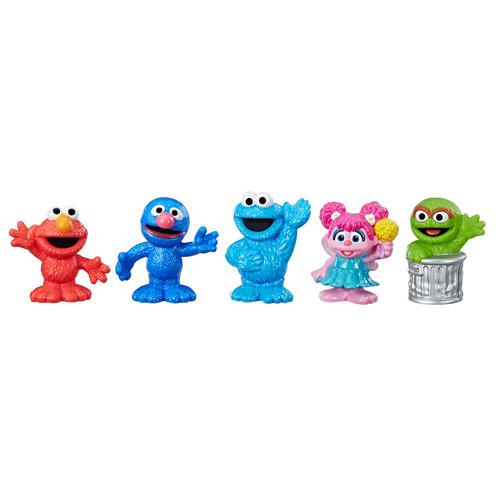 Playskool Friends Sesame Street Collector Pack