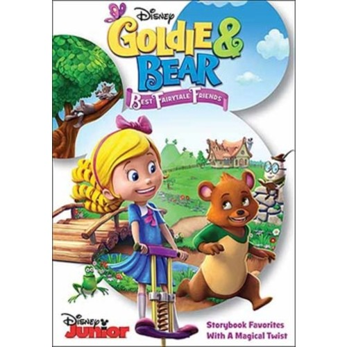 Goldie And Bear: Best Fairytale Friends
