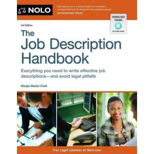The Job Description Handbook