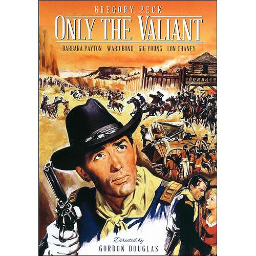 Only the Valiant [DVD] [1950]
