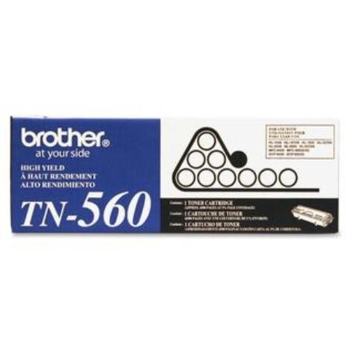Brother TN560 Black Toner Cartridge - BROTHER - TN560