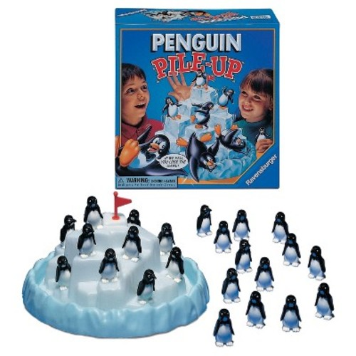 Penguin Pile-Up Game by Ravensburger