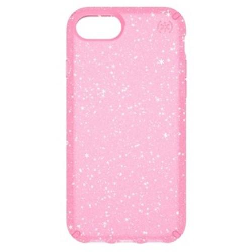 Speck iPhone 8/7/6s/6 Case Presidio - Bella Pink/Gold Glitter