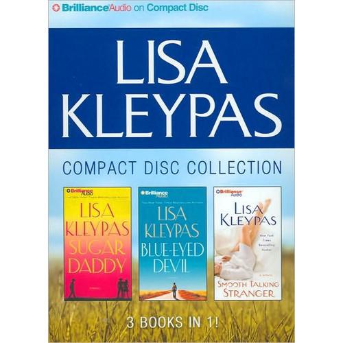 Lisa Kleypas CD Collection: Sugar Daddy, Blue-Eyed Devil, Smooth Talking Stranger