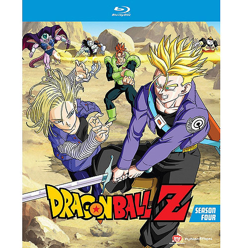 Dragon Ball Z: Season Four (Uncut) (Blu-ray) (Japanese)