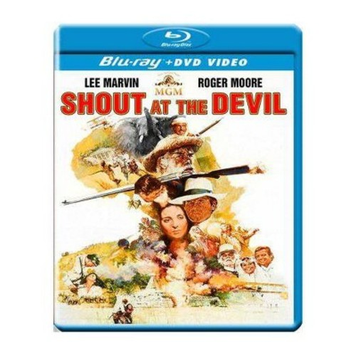 Shout at the Devil [2 Discs] [Blu-ray/DVD]
