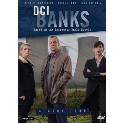 DCI Banks: Season Four (2 Discs) (dvd_video)