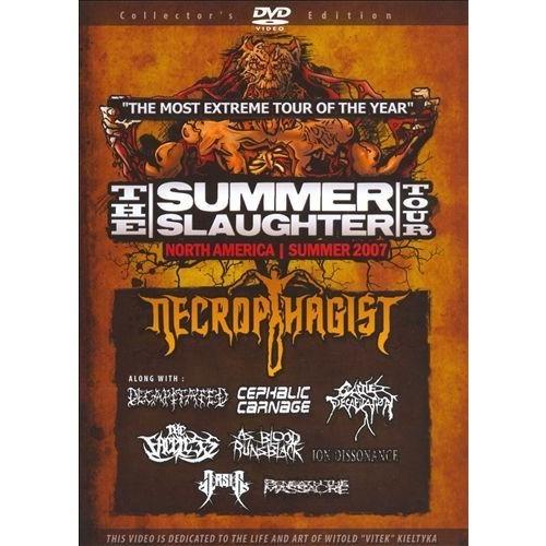 Summer Slaughter Tour [DVD]
