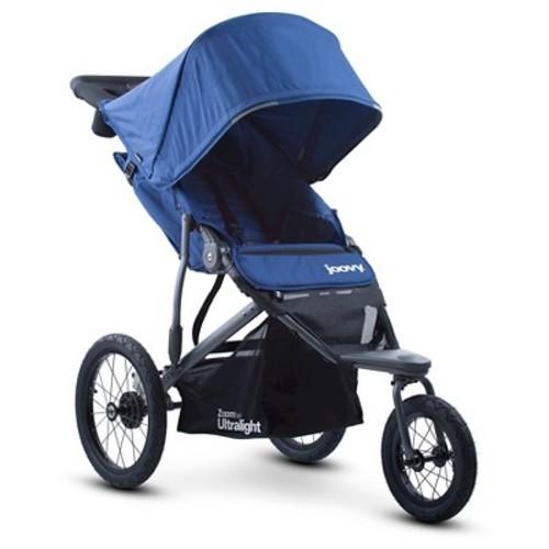 Joovy Zoom 360 Ultralight Jogging Stroller - Blueberry
