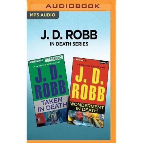 Taken in Death / Wonderment in Death (MP3-CD) (J. D. Robb)