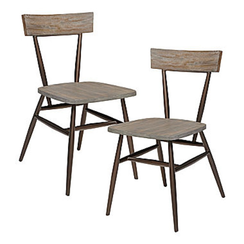 INK + IVY Cafe Dining Chair Set Of 2
