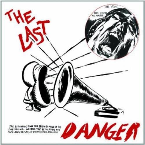 Danger [LP] - VINYL
