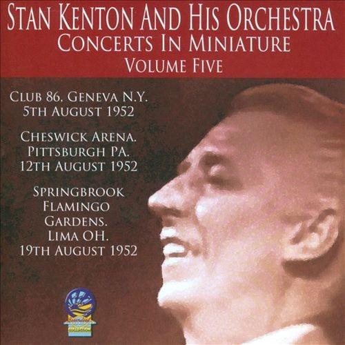 Concerts in Miniature, Vol. 5 [CD]
