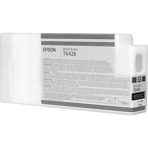 Epson 642 150ml Matte Black UltraChrome HDR Ink Cartridge (T642800)