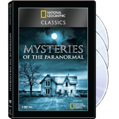 National Geographic Classics: Mysteries of the Paranormal [3 Discs] [DVD]