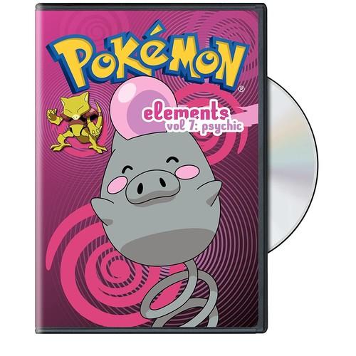 Pokemon Elements: Volume 7