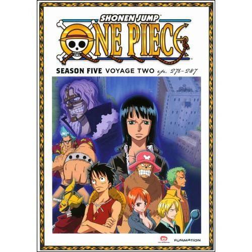 One Piece: Season Five - Voyage Two [2 Discs] [DVD]
