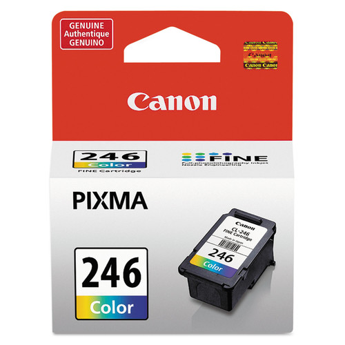 Canon CNM8281B001 8281B001 (CL-246) ChromaLife100+ Ink, Tri-Color