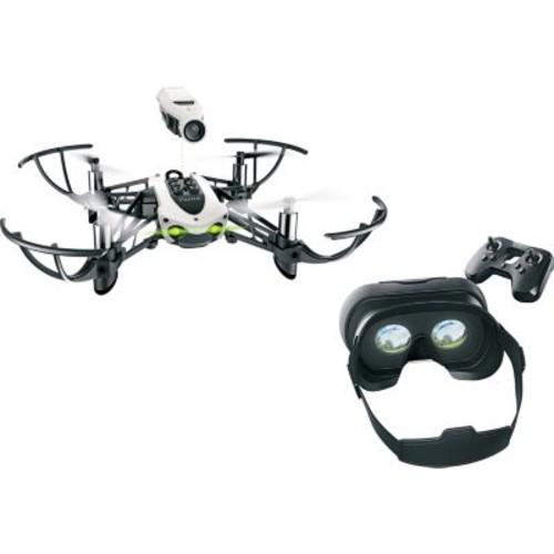 Parrot Mambo Fly Quadcopter MiniDrone FPV Combo