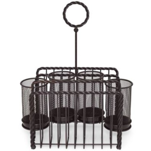 Gourmet Basics by Mikasa Picnic Wire Caddy