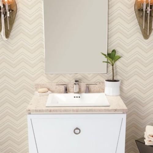 Ronbow WideAppeal 31'' Single Bathroom Vanity Top