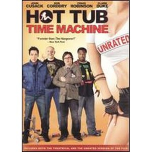 Hot Tub Time Machine [Unrated] WSE DD5.1