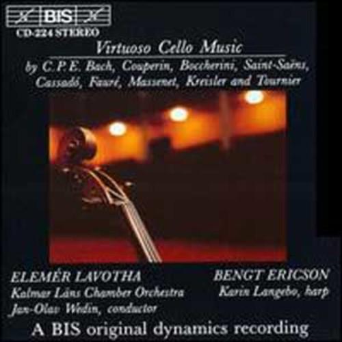 Virtuoso Cello Music By Bill Coday (Audio CD)