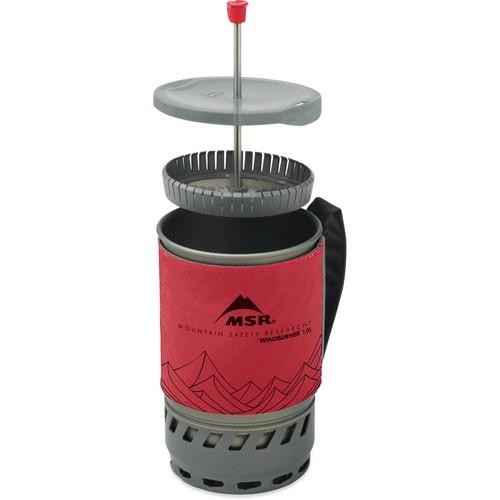 MSR WindBurner Coffee Press Kits