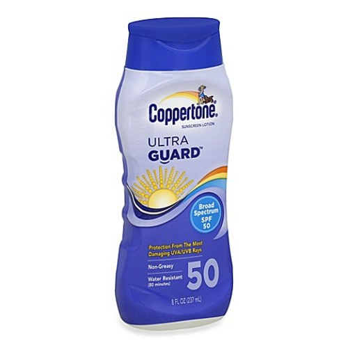Coppertone Ultra Guard Broad Spectrum Lotion SPF 50