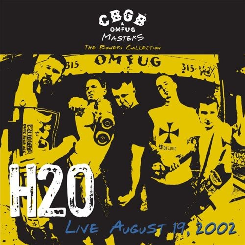 CBGB OMFUG Masters: Live 8/19/02, The Bowery Collection [LP] - VINYL