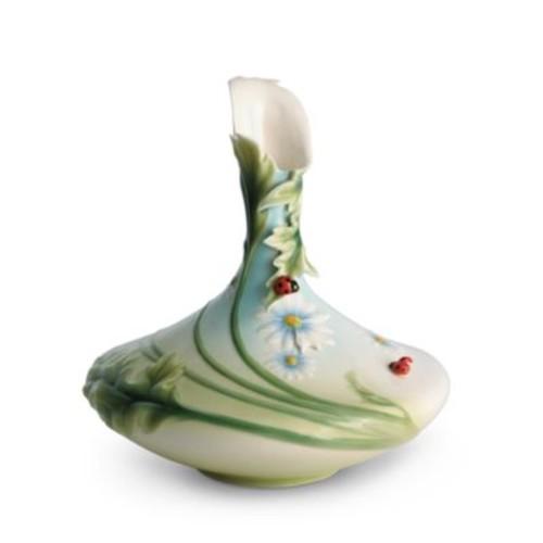 Ladybug Mid-Size Vase