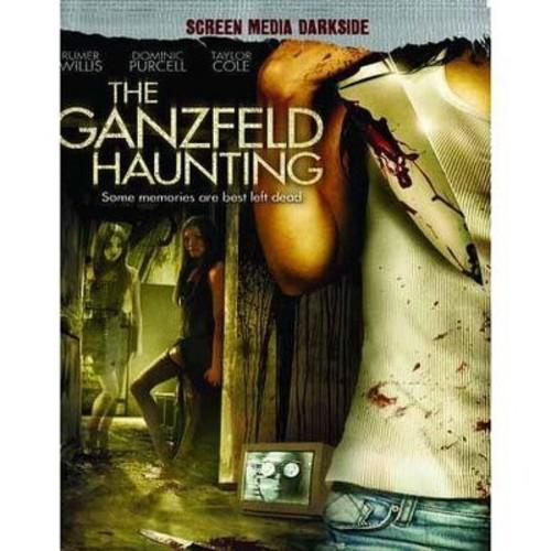 The Ganzfeld Haunting [Blu-ray] [2013]