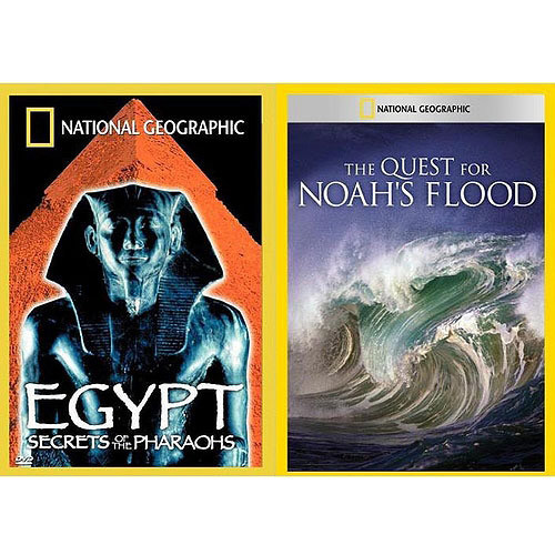 Ng From the National Geographic Archives-Egypt-Secrets of Pharaohs and