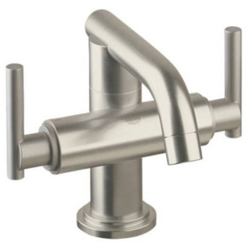 Grohe 21031000 Atrio One Hole Centerset Lavatory Faucet, Available in Various Colors