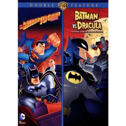 The Batman Superman Movie/The Batman vs. Dracula [2 Discs] [DVD]