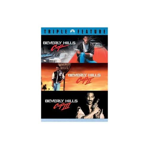 Beverly Hills Cop Collection (DVD / WS / NTSC) Eddie Murphy