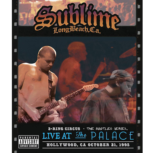 3 Ring Circus: Live at the Palace [Video] [DVD]
